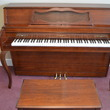 1986 Yamaha M305 cherry console - Upright - Console Pianos