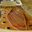 1981 Kawai 9 foot concert grand in IVORY - Grand Pianos