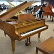 1983 Mason & Hamlin walnut model A grand piano - Grand Pianos