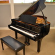 1994 Yamaha C2 grand with QRS Pianomation 3 - Grand Pianos