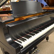 1923 Steinway M grand, satin ebony - Grand Pianos