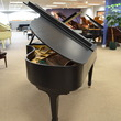 Yamaha G5 six and a half foot grand for cheap! - Grand Pianos
