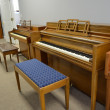 1964 Knabe console piano - Upright - Console Pianos