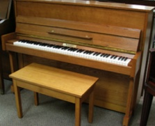 Schubert Upright Studio Piano