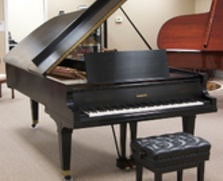Baldwin 9' Concert Grand Piano