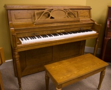 Young Chang Studio Piano