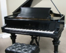 Steinway Model A Vintage Grand Piano