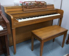 Paul W Jenkins Spinet