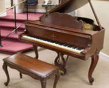 Steinway Louis XV Model S Grand Piano