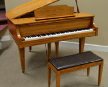 LaPetite Baby Grand Piano by Kimball
