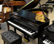 Steinway Model L Grand Piano