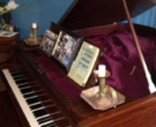 John Wilkinson 1905 Ice Cream Cone Model A Steinway