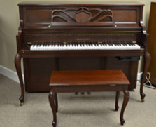 Young Chang Vertical Player Piano