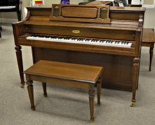 Lowrey Console Piano