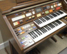 Technics EX70M Organ