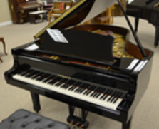 Yamaha S400B Grand Piano