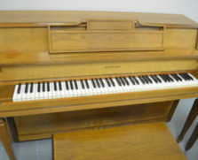 Hobart M. Cable Console Piano