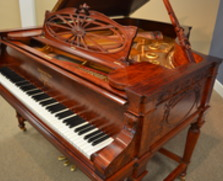 Steinway Model A Sketch 257 Grand