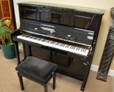 Seiler Model 132 Professional Upright