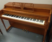 Conover Spinet Piano