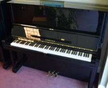 Yamaha U3-A Professional Upright