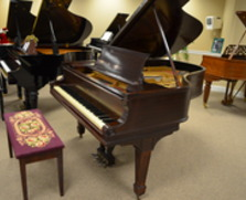 Steinway Model A2 Grand Piano
