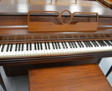 Mahogany Cable Nelson spinet
