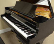 Kawai RX2 grand with PianoDisc