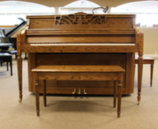 Charles Walter Console Piano
