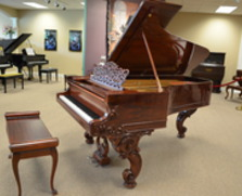 Rosewood Steinway Style IV