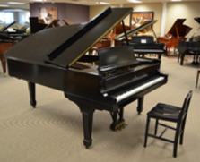 Extremely affordable Steinway B and matching chair
