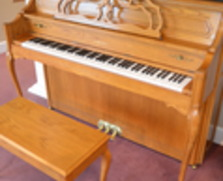 Yamaha Country Manor Oak Disklavier