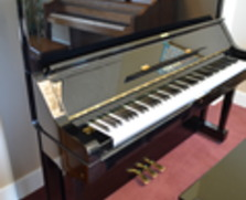 Yamaha model X professional upright
