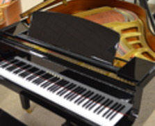 Yamaha GH1 baby grand, polished ebony
