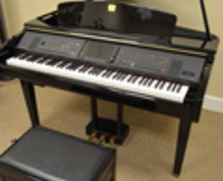 Yamaha Clavinova CVP-309 digital baby grand