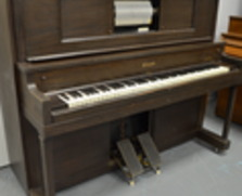 Straube player piano