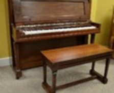 49 inch Steinway professional upright