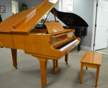 Young Chang G157 baby grand, TEAK!