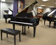 Super clean Yamaha C2 Conservatory grand