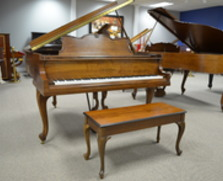 Baldwin model 226R grand, American walnut