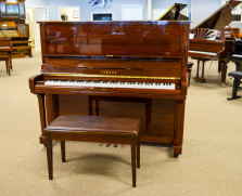 Yamaha U3 polished WALNUT