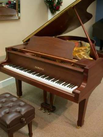 1988 Yamaha C5 Grand - Grand Pianos