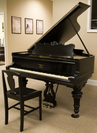 1898 Steinway Model A Grand Piano - Grand Pianos