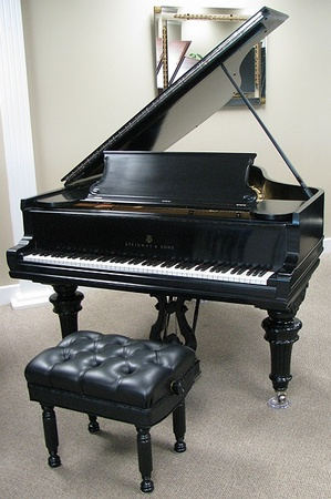1905 Steinway Model A Vintage Grand Piano - Grand Pianos