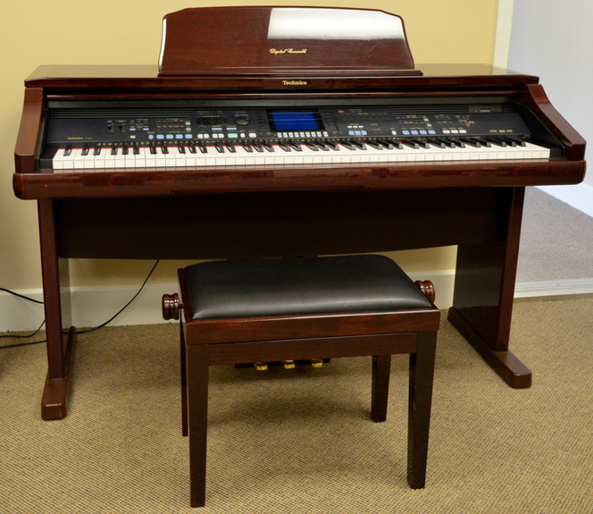 2001 Technics PR903 Digital Piano - Digital Pianos