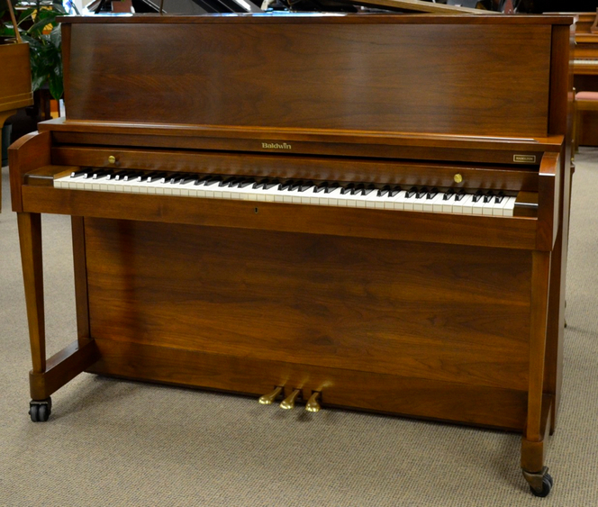 1977 Baldwin Hamilton Studio - Upright - Studio Pianos