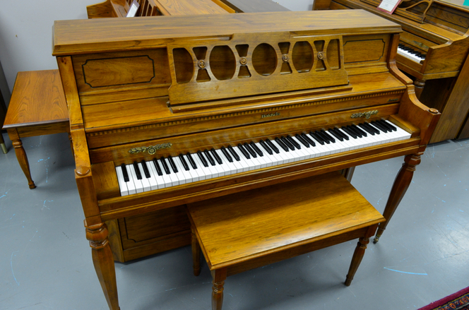 1987 Baldwin Acrosonic Console - Upright - Console Pianos