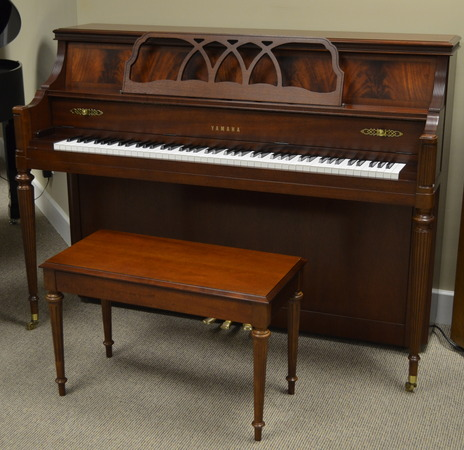 1994 Yamaha M500 Georgian - Upright - Console Pianos