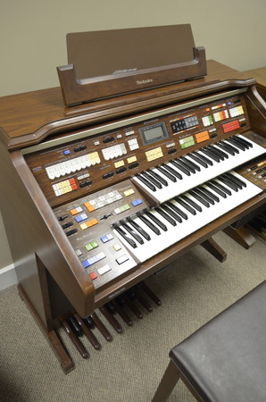 Technics EX70M Organ - Organ Pianos