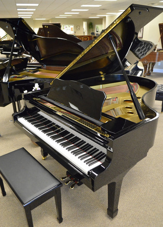 1982 Yamaha 6'6 - Grand Pianos